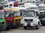 Wzrosła liczba rejestracji nowych pojazdów pow. 3,5t