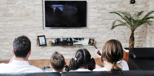 Telewizja, rodzina