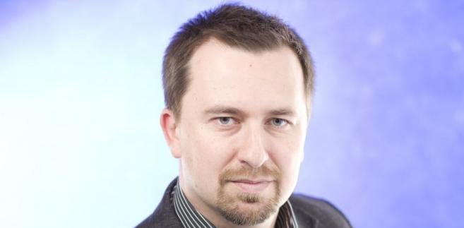 Łukasz Korycki redaktor DGP, dyrektor projektów specjalnych