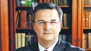 Rafał Dębowski, sekretarz Naczelnej Rady Adwokackiej