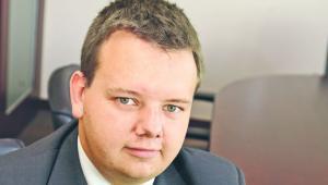Michał Borowski doradca podatkowy, menedżer zespołu VAT w Kancelarii Ożóg i Wspólnicy