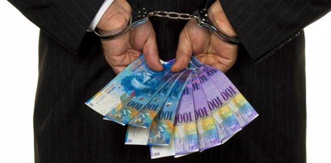Ponad 40 proc. kredytów walutowych jest we franku