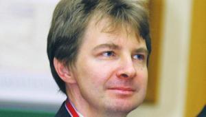 prof. dr hab. Jacek Gołaczyński, podsekretarz stanu w Ministerstwie Sprawiedliwości
