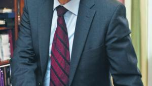 Zygmunt Niewiadomski, przewodniczący Komisji Kodyfikacyjnej Prawa Budowlanego, Fot. wojtek górski