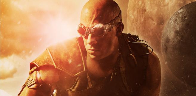 """Vin Diesel w filmie """"Riddick"""""""