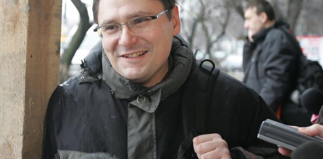 Tomasz Terlikowski - naczelny Fronda.pl