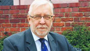 Jerzy Stępień. prezes Trybunału Konstytucyjnego w latach 2006–2008, współtwórca reformy samorządowej/ fot. Wojtek Górski