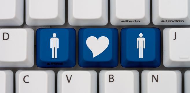 miłość, internet
