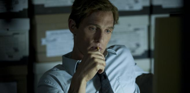 """Matthew McConaughey w serialu """"Detektyw"""""""