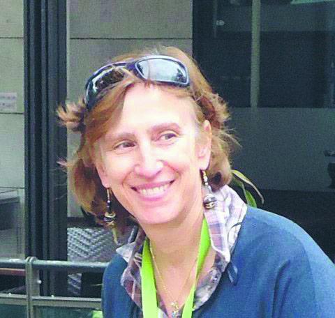 Ewa Rostafińska, adwokat.