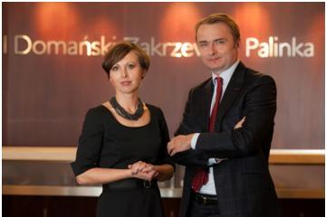 Na zdjęciu: Joanna Wierzejska i  Artur Nowak, partnerzy Praktyki Podatkowej DZP.