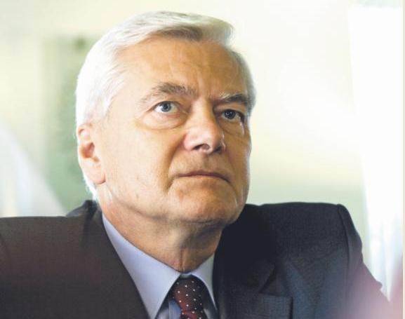 Lech Gardocki / fot. Wojtek Górski