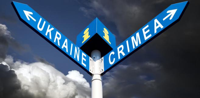 Krym jest i będzie częścią Ukrainy - zwrócił się do obywateli Petro Poroszenko.