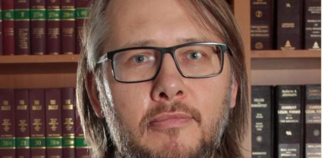 Arkadiusz Koper wicedziekan Rady Okręgowej Izby Radców Prawnych w Warszawie