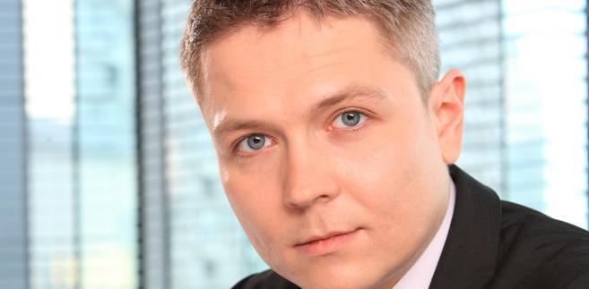 Michał Szpakowski, adwokat