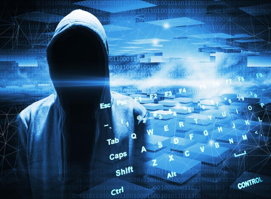 haker, dane, cyberprzestępcy