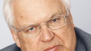 Prof. Jan Błeszyński, radca prawny, wykładowca na UW, partner w kancelarii Błeszyński i Partnerzy Radcowie Prawni/ fot. M. Kłoś