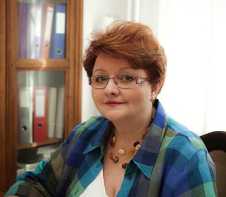 Alina Fornal, wiceprezes Naczelnej Rady Aptekarskiej