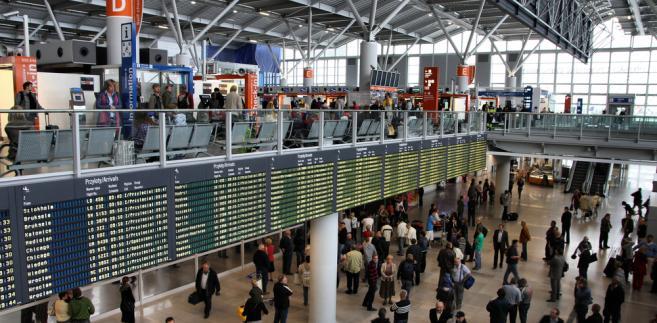 Warsaw Chopin Airport, Warszawa, Polska