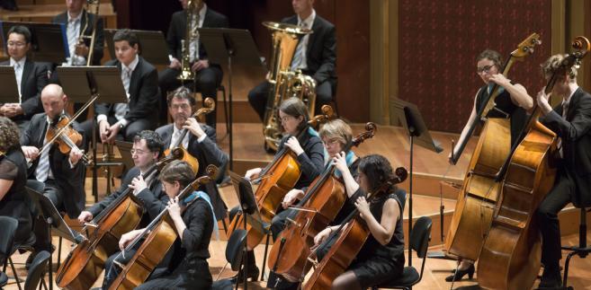 filharmonia, orkiestra, muzyka, koncert