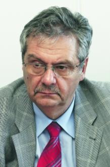 Prof. Piotr Kruszyński, adwokat, procesualista z Uniwersytetu Warszawskiego
