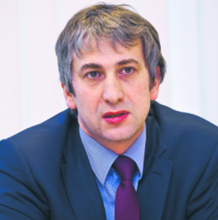 Tomasz Tratkiewicz dyrektor departamentu podatku od towarów i usług w Ministerstwie Finansów
