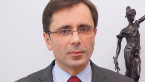 Janusz Sulima, sędzia, rzecznik prasowy Sądu Apelacyjnego w Białymstoku