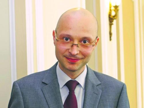 Piotr Girdwoyń / fot. Wojtek Górski