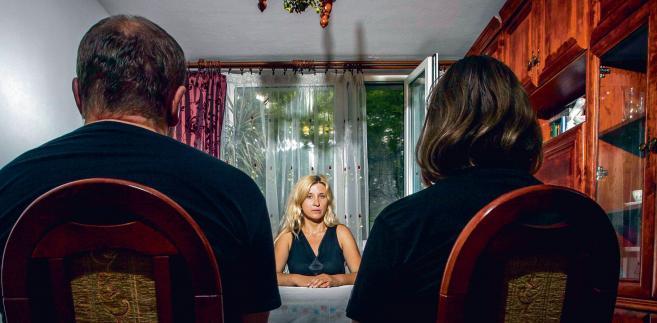 Małżeństwo, któremu prof. Chazan odmówił przerwania ciąży, fot. Maksymilian Rigamonti