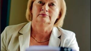 Prof. dr hab. Anna Krystyna Chojnicka, dziekan Wydziału Prawa i Administracji Uniwersytetu Jagiellońskiego