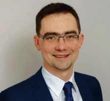 Tomasz Napierała doradcą podatkowym, partnerem w ABC Tax Sp. z o.o.