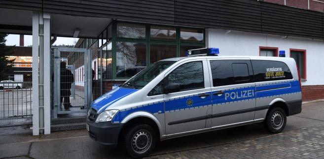 Policja ataki w Kolonii