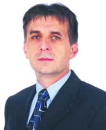Tadeusz Kołacz naczelnik wydziału edukacji Urzędu Miasta w Chrzanowie
