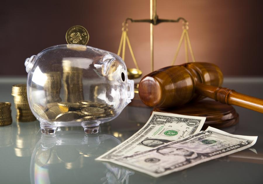 proces sądowy sąd koszty