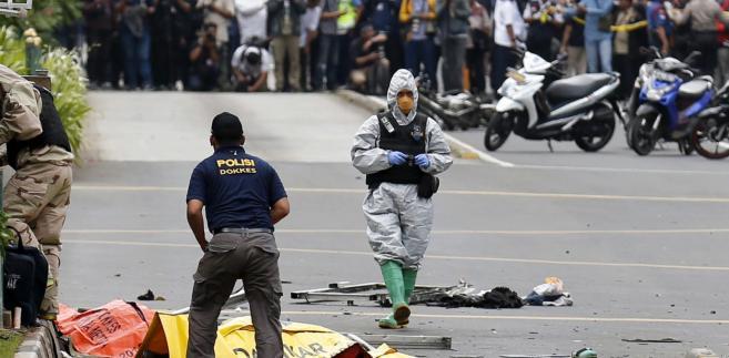 Zamach w Dżakarcie
