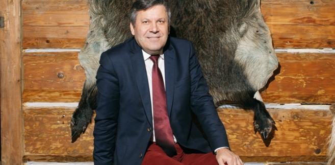 Janusz Piechociński. Fot. Maksymilian Rigamonti