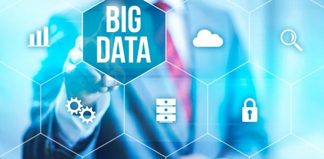 Big Data, internet, technologie