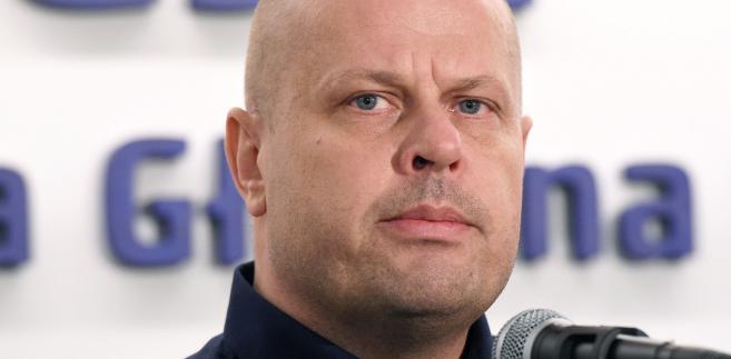 Zbigniew Maj zdecydował o oddaniu się do dyspozycji ministra spraw wewnętrznych w zeszłym tygodniu