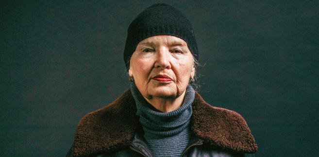 Jadwiga Staniszkis / fot. Maksymilian Rigamonti