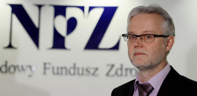 Tadeusz Jędrzejczyk NFZ odwołanie