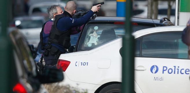 Bruksela: Strzały podczas rewizji jednego z domów