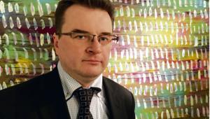 Sławomir Zdunek adwokat, kandydat na dziekana Izby Adwokackiej w Warszawie