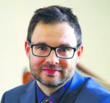 Michał Jankowski sędzia Sądu Rejonowego w Koninie