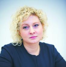 Marta Golbik posłanka z klubu Nowoczesna (współautorka projektu nowelizacji kodeksu wyborczego w zakresie zniesienia ciszy wyborczej)