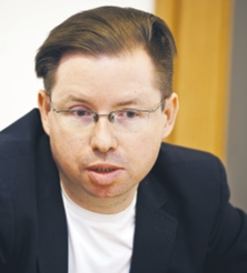 dr hab. Jarosław Szymanek, prof. UW, politolog