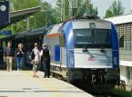 Na lokalne trasy może wyjechać mniej pociągów