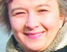 Dr Dagmara Woźniakowska-Fajst pracownik Zakładu Kryminologii INP PAN