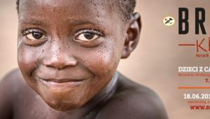 Dziewczynka z Beninu, znad jeziora Ahej - twarz 7.edycji Brave Kids