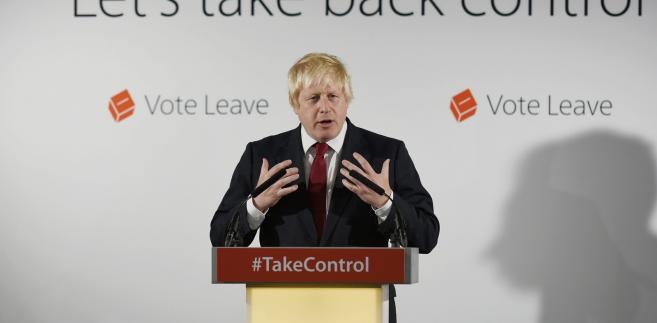 Johnson był zgodnie uważany za pewnego kandydata i jednego z faworytów w wyścigu o przywództwo w Partii Konserwatywnej i zarazem do stanowiska szefa rządu.