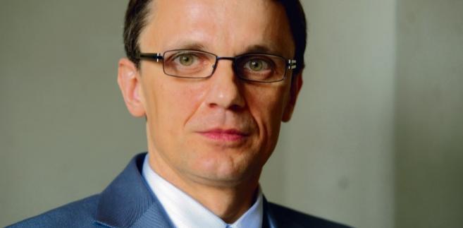 dr Jarosław Świeczkowski, były prezes Krajowej Rady Komorniczej